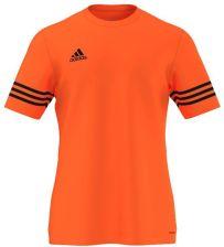 Męska koszulka ADIDAS Entrada 14 pomarańczowa F50488