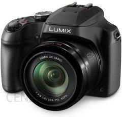 """Panasonic Lumix DC-FZ82"" juodas"