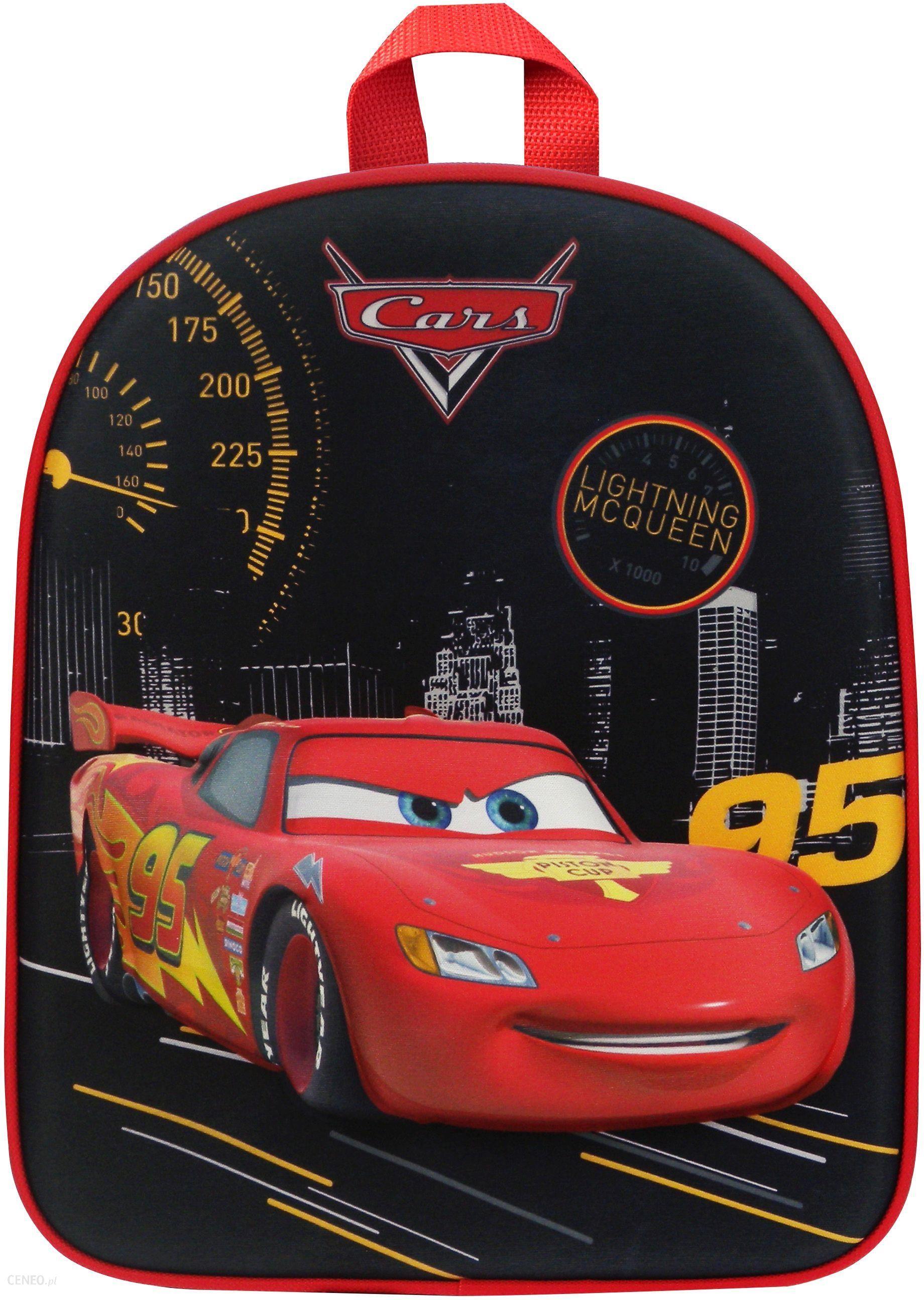 0b919ccb85376 Vadobag Auta plecak przedszkolny z nadrukiem w 3D - Ceny i opinie ...
