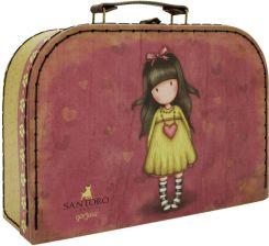 73dc309484fad Santoro London Gorjuss Heartfelt walizka średnia