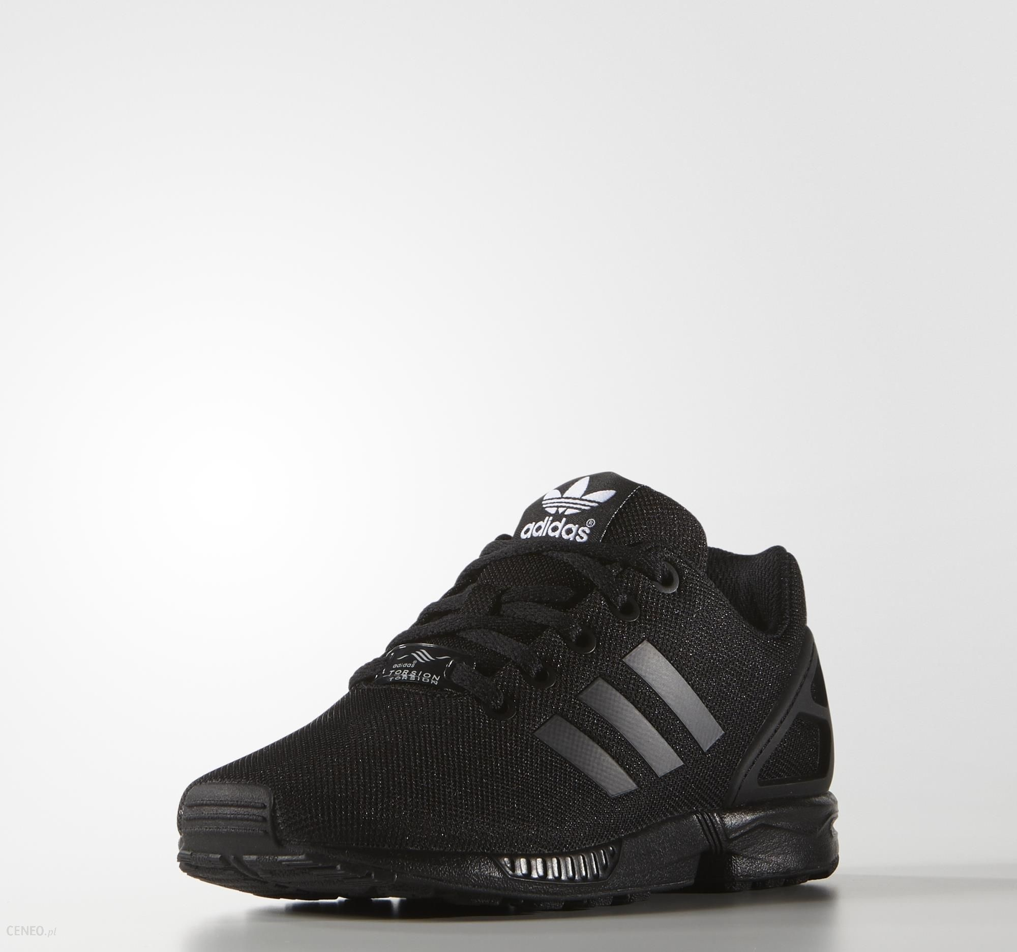 best sneakers 29951 f02d6 BUTY ADIDAS ZX FLUX J CORE BLACK