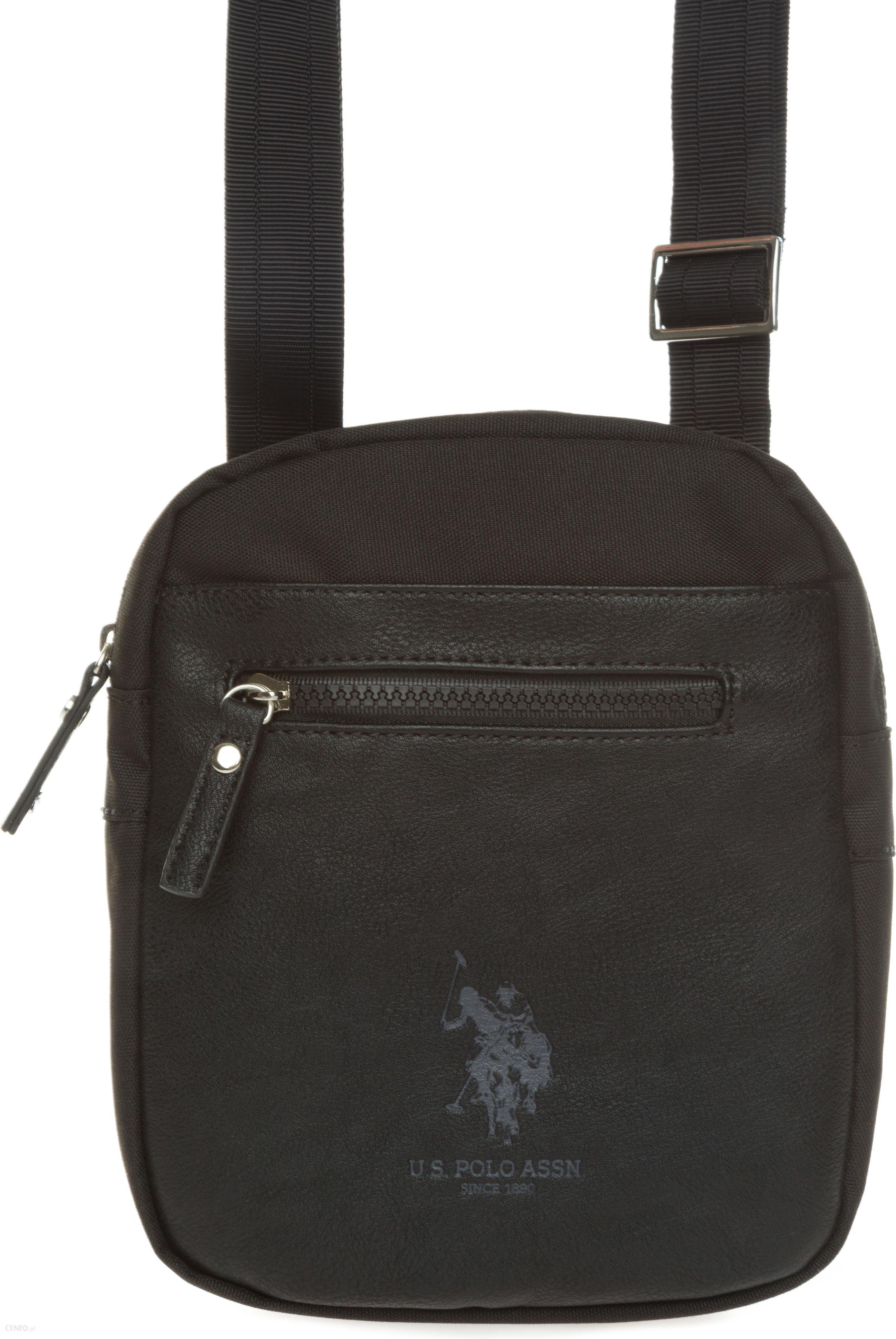 dcf2adbb1781 U.S. Polo Assn Cross body bag Czarny UNI - Ceny i opinie - Ceneo.pl