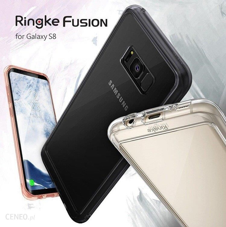 Ringke Fusion Do Samsung Galaxy S8 Crystal View Etui Na Telefon Ceny I Opinie Ceneo Pl