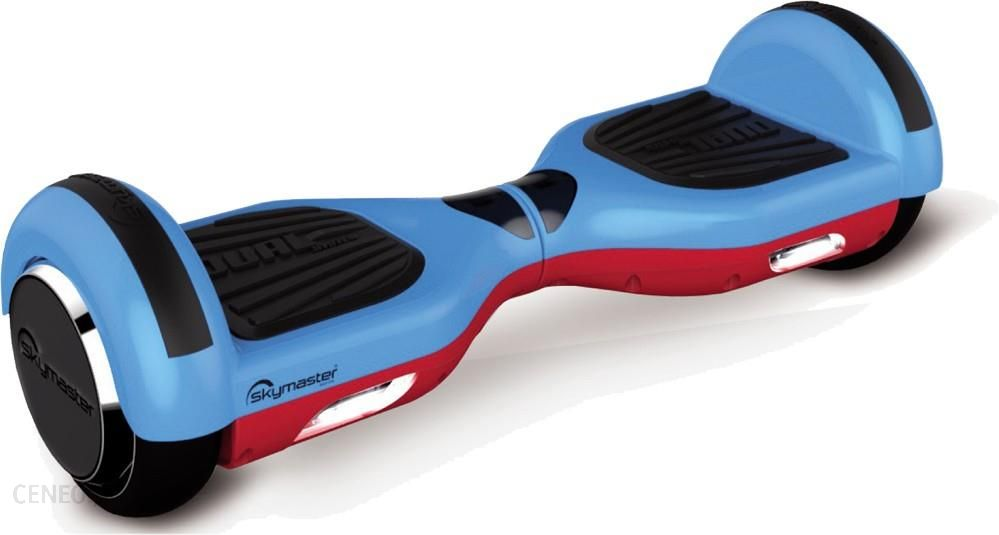 Skymaster Wheels 6.5 Dual Niebiesko-Czerwony