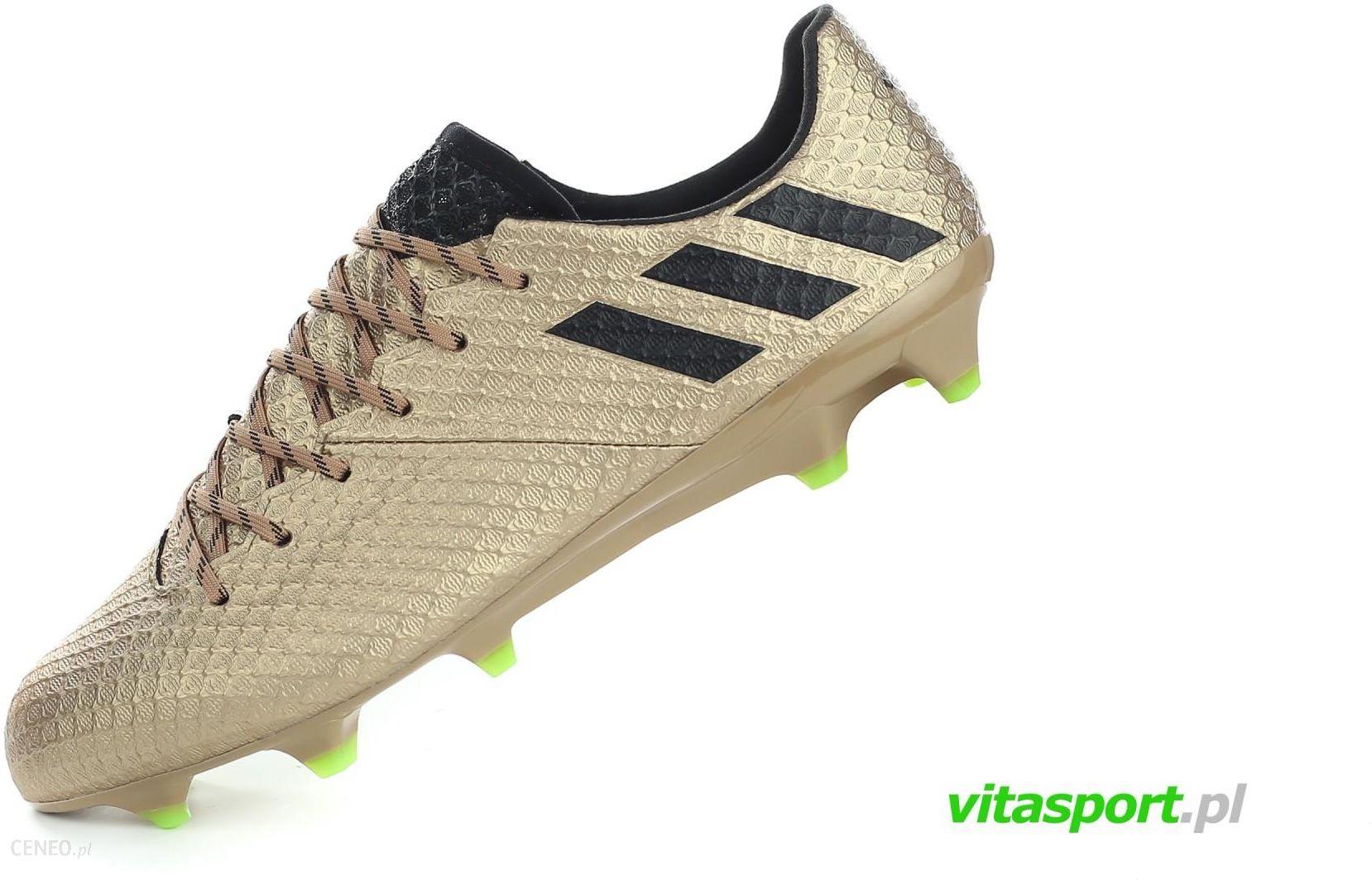 Buty piłkarskie korki Adidas Messi 16.1 FG BA9109