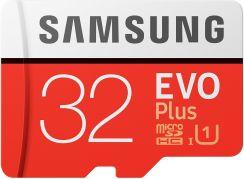 Samsung EVO PLUS microSDHC 32GB UHS-I U1 (MB-MC32GA/EU)
