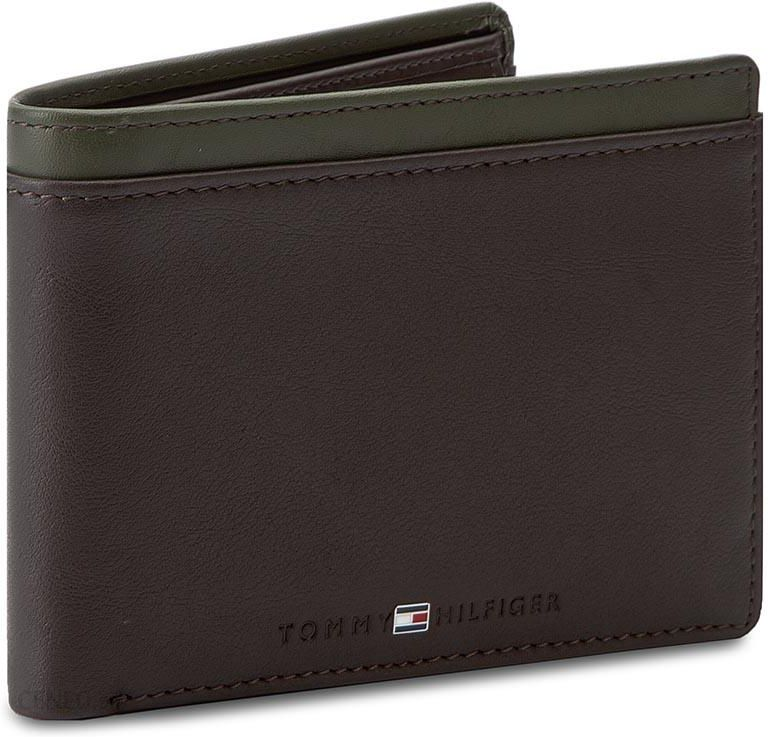 29c2778ea5434 Duży Portfel Męski TOMMY HILFIGER - Color Block CC Flap And Coin Pocket  AM0AM01840 902 -