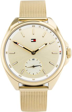 47b6f9d436be0 Złoty zegarek damski tommy hilfiger - ceny i opinie - oferty Ceneo.pl