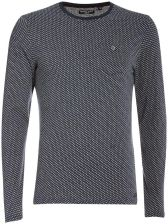 Brave Soul Men's Mosley Long Sleeve Top - Navy - S