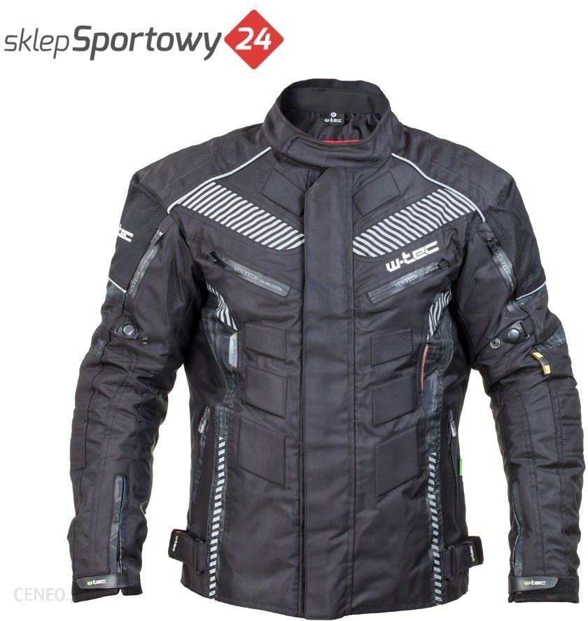 Odzież motocyklowa W TEC KURTKA MOTOCYKLOWA MĘSKA KAMICER NF 2100 L 151332L Opinie i ceny na Ceneo.pl