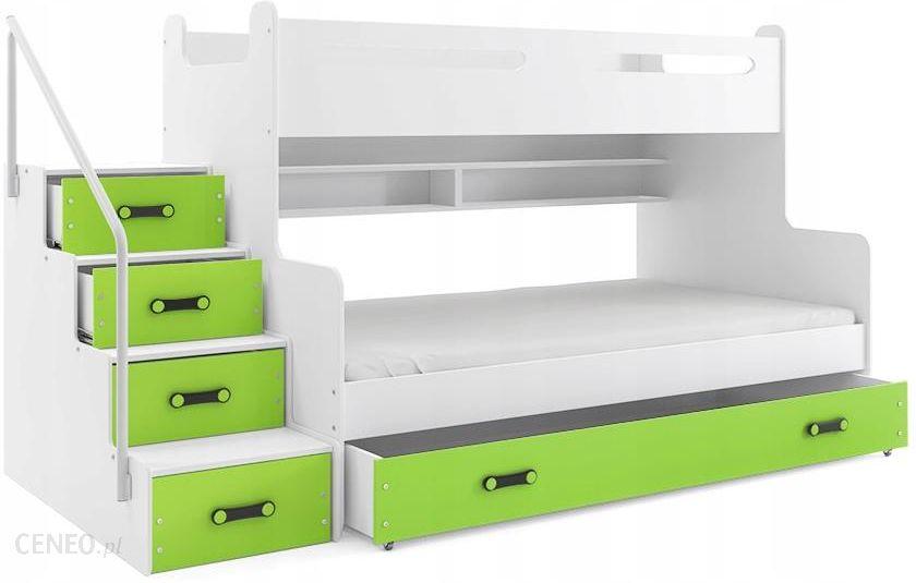 Bms łóżko Piętrowe Max 3 3 Osobowe 200x120 Ceny I Opinie Ceneopl