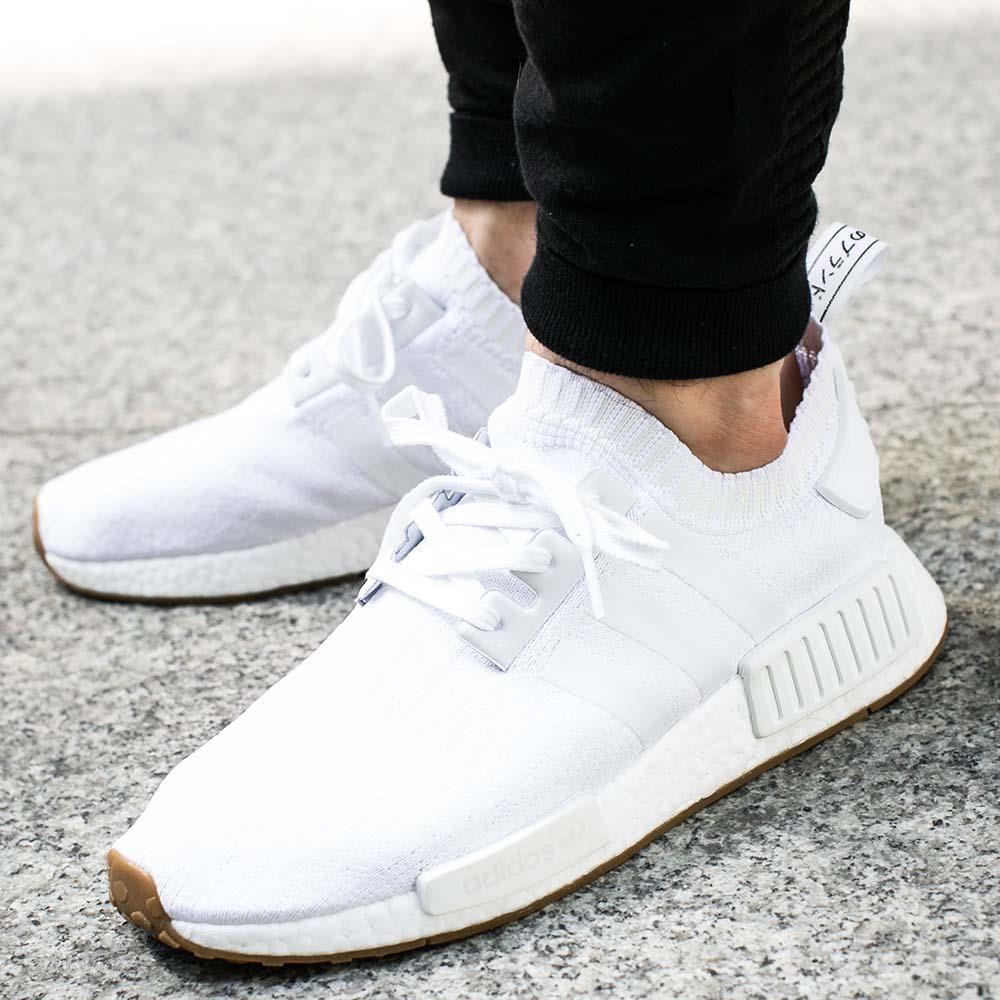 buty adidas nmd damskie białe