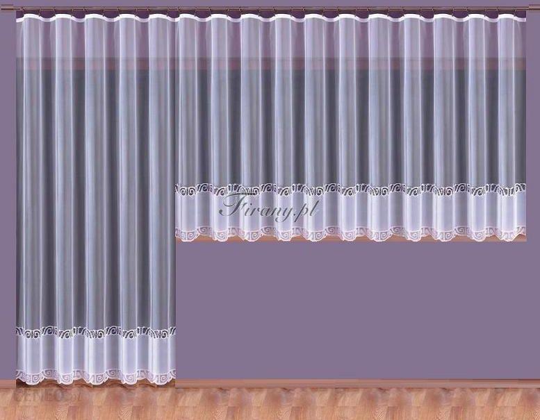 Firanypl 000104 Komplet Do Okna I Drzwi Balkonowych 400x180 200x250 Opinie I Atrakcyjne Ceny Na Ceneopl