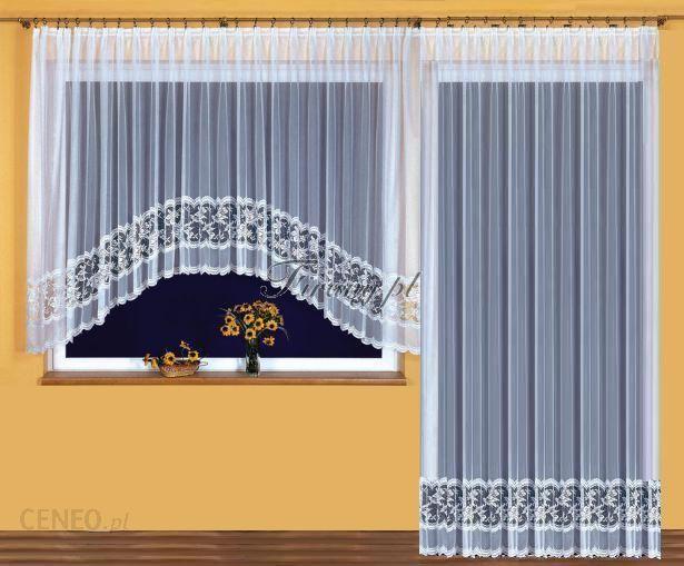 Firanypl Dominika Komplet Do Okna I Drzwi Balkonowych 300x170 200x250 łuk Opinie I Atrakcyjne Ceny Na Ceneopl