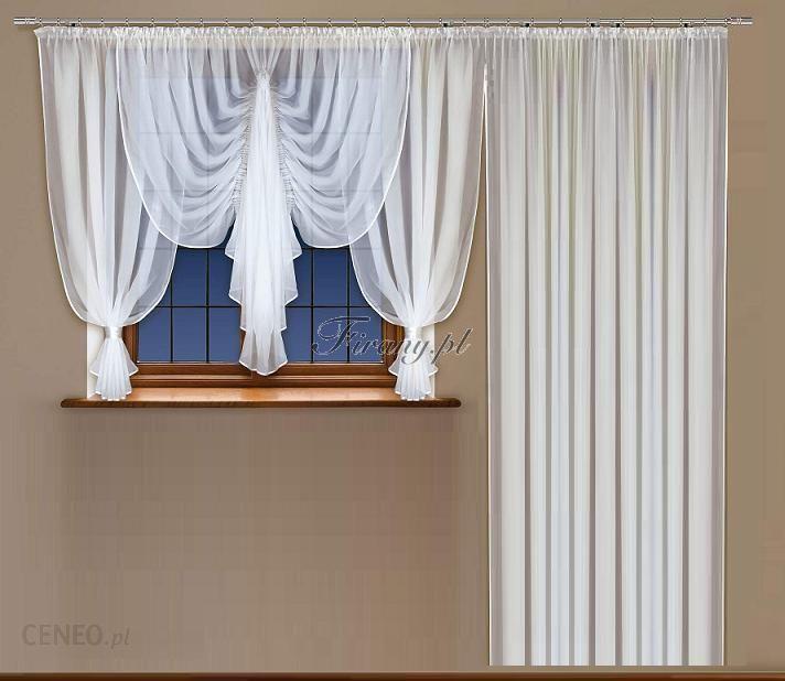Firanypl Celina 400x150 200x250 Firany Na Okno I Drzwi Balkonowe Wzór 2 Opinie I Atrakcyjne Ceny Na Ceneopl