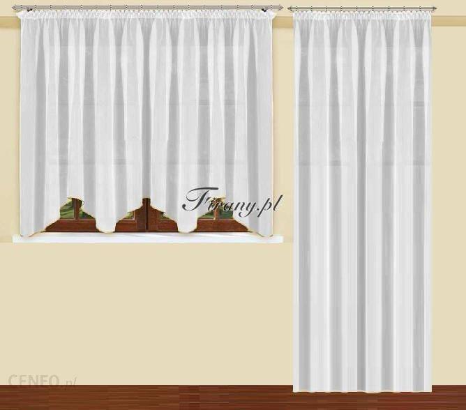 Firanypl Michel Komplet Do Okna Drzwi Balkonowych 400x145 I 200x250 Opinie I Atrakcyjne Ceny Na Ceneopl