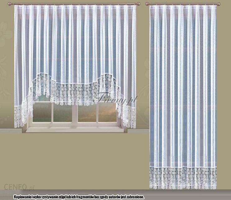 Firanypl M60 300x160 200x250 Komplet Do Okna I Drzwi Balkonowych Z Taśmą 3 Zakładki 1 2 Opinie I Atrakcyjne Ceny Na Ceneopl