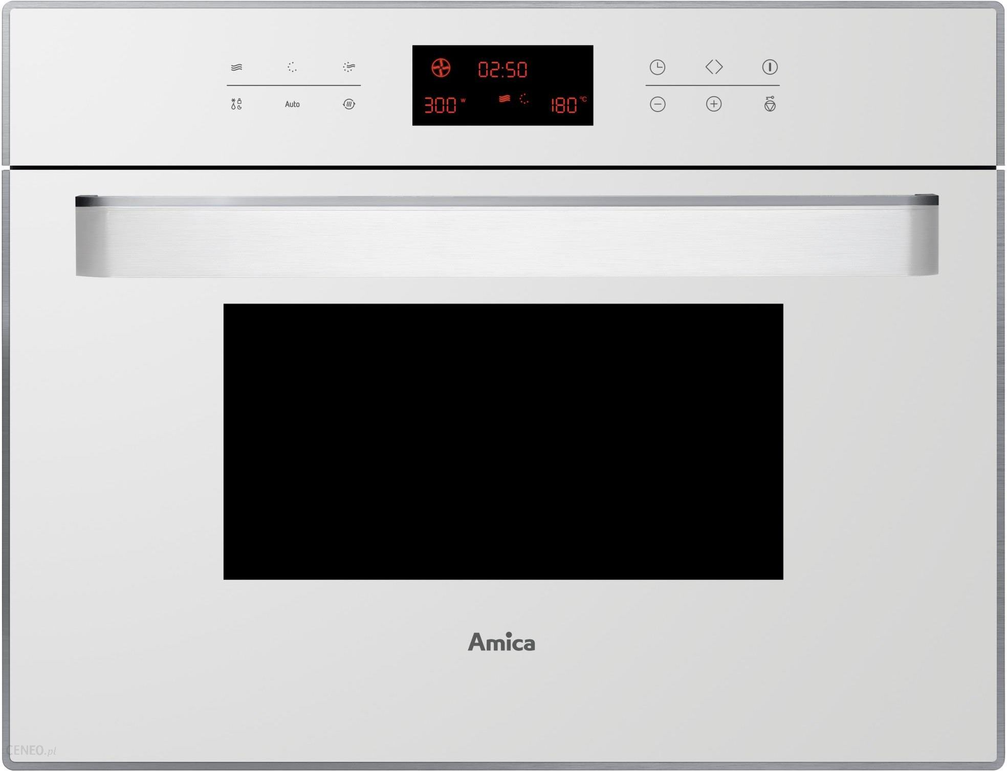 Aktualne Piekarnik AMICA IN AMMB44E1GCW - Piekarnik kompaktowy z funkcją XK18