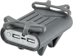 Topeak Smartphone Holder w Powerpack 7800 mAh