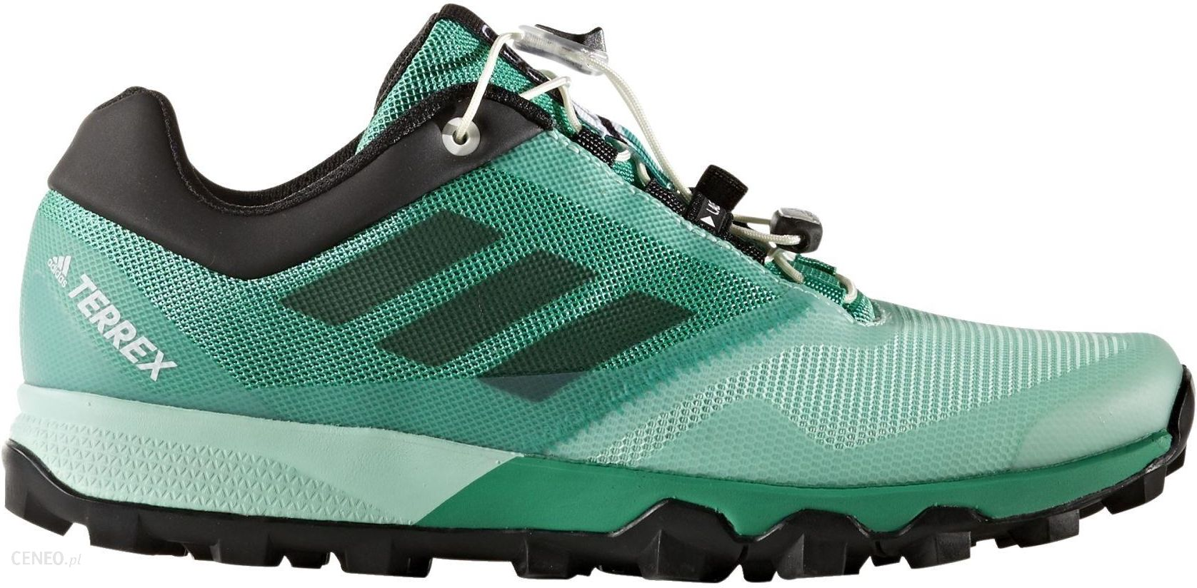 big sale cfddb eda76 Adidas Buty Terrex TRailmaker W Core Green Core BlackEasy Green - zdjęcie  1