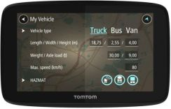 TomTom GO Professional 520 Europa 1PN500207