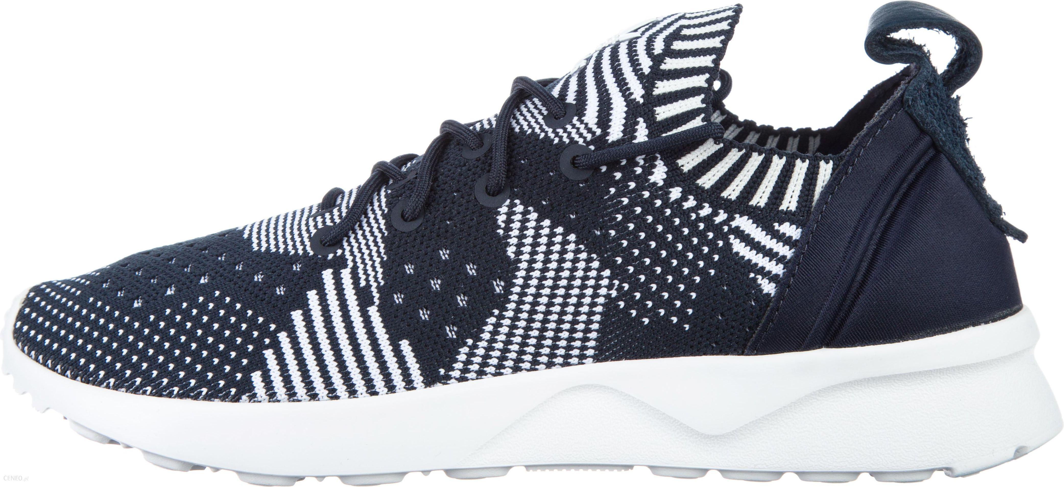 newest b4c76 fa825 adidas Originals ZX Flux ADV Virtue Primeknit Sneakers Niebieski 37 1/3