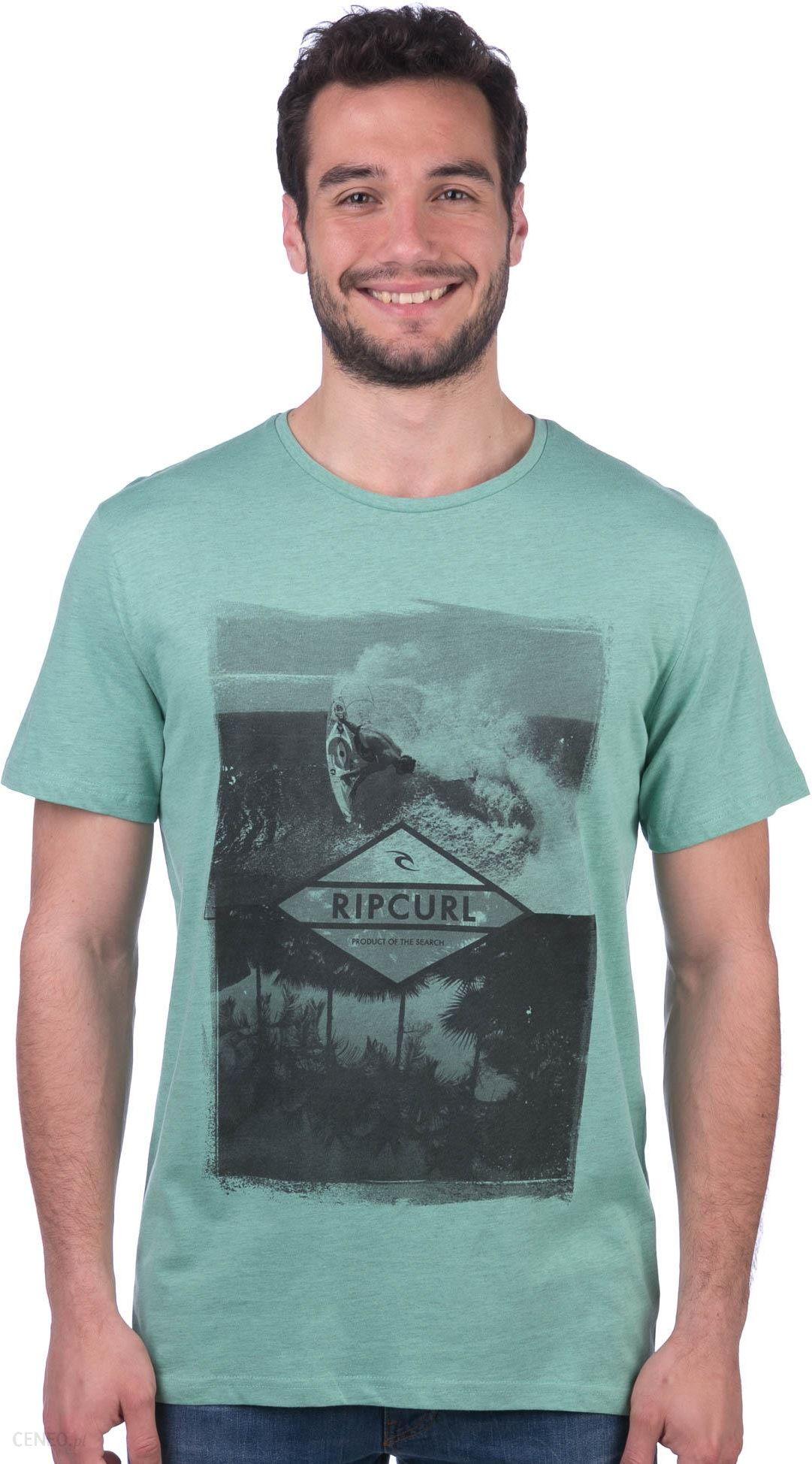 c2fb067ac Rip Curl T-shirt męski Surfers XL zielony - Ceny i opinie - Ceneo.pl