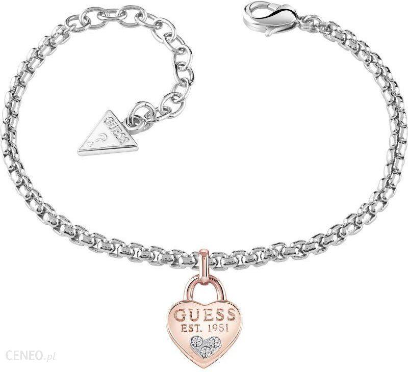 7b8ad16e6adab Guess Biżuteria Damska Jewellery All About Shine Bracelet Ubb82105-L -  zdjęcie 1