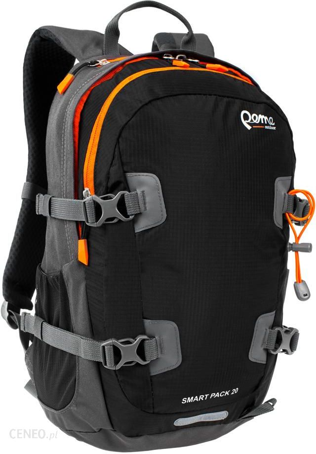 61d85d34ff9a5 Plecak Peme Plecak Smart Pack 20 Czarny - Ceny i opinie - Ceneo.pl