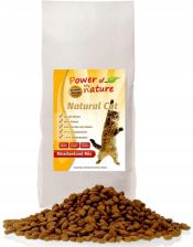 Power of Nature Natural Cat Grain Free Meadowland Mix kurczak indyk łosoś 2kg