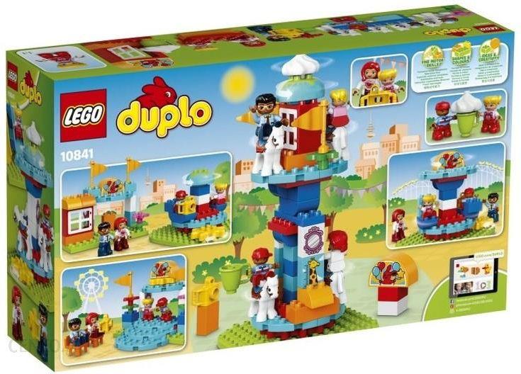 Klocki Lego Duplo Wesołe Miasteczko 10841 Ceny I Opinie Ceneopl