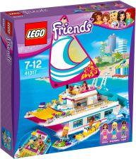 Klocki Lego Friends Słoneczny Katamaran 41317 Ceny I Opinie