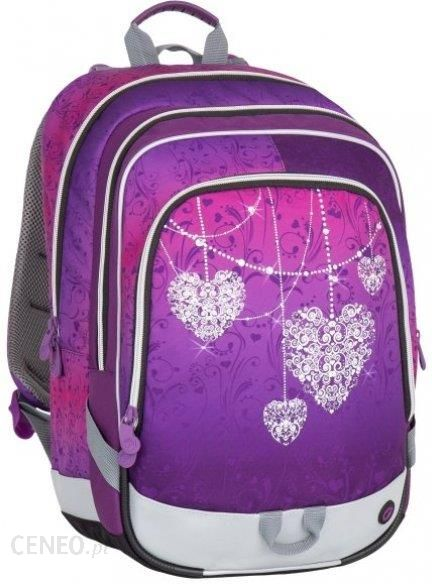 60494fc7950fe Bagmaster Plecak Alfa 7 A Violet Pink - Ceny i opinie - Ceneo.pl