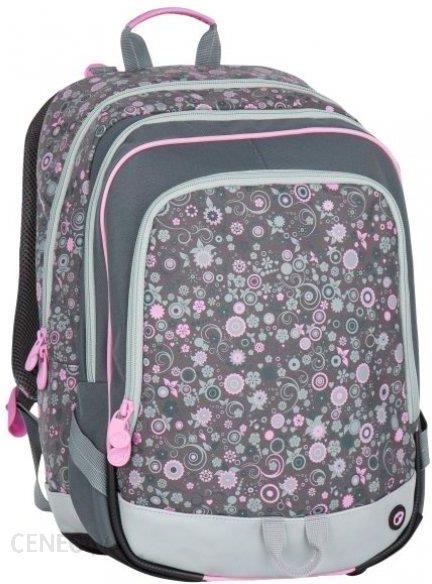 5f6a67fe9e329 Bagmaster Plecak Alfa 7 B Grey Pink - Ceny i opinie - Ceneo.pl