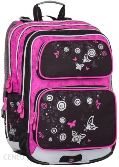 e806a2e44badc Bagmaster Plecak Galaxy 7 A Black/Pink - Ceny i opinie - Ceneo.pl