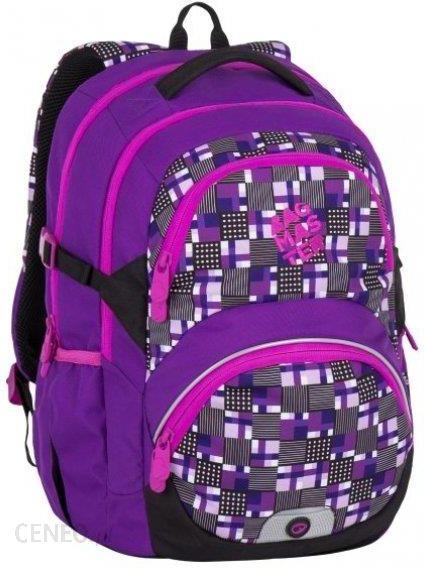 f08b1b57f5e33 Bagmaster Plecak Theory 7 C Violet Pink - Ceny i opinie - Ceneo.pl