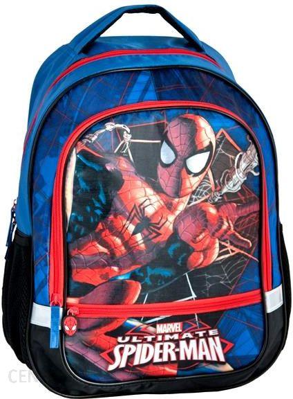 ecdafde125a0f Paso Plecak Spiderman Niebieski - Ceny i opinie - Ceneo.pl