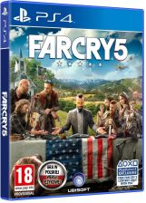Far Cry 5 (Gra PS4)