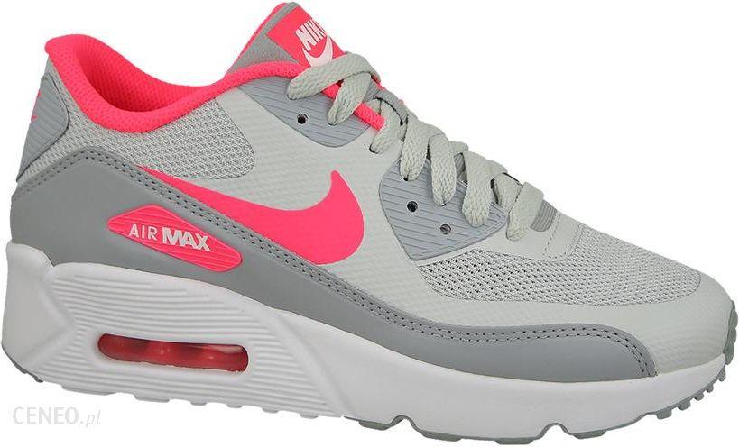 Buty damskie Nike Air Max 90 Zamsz Szary złoto R36