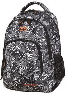 Patio CoolPack Basic Plecak Szkolny 27L Black Lace 82662CP