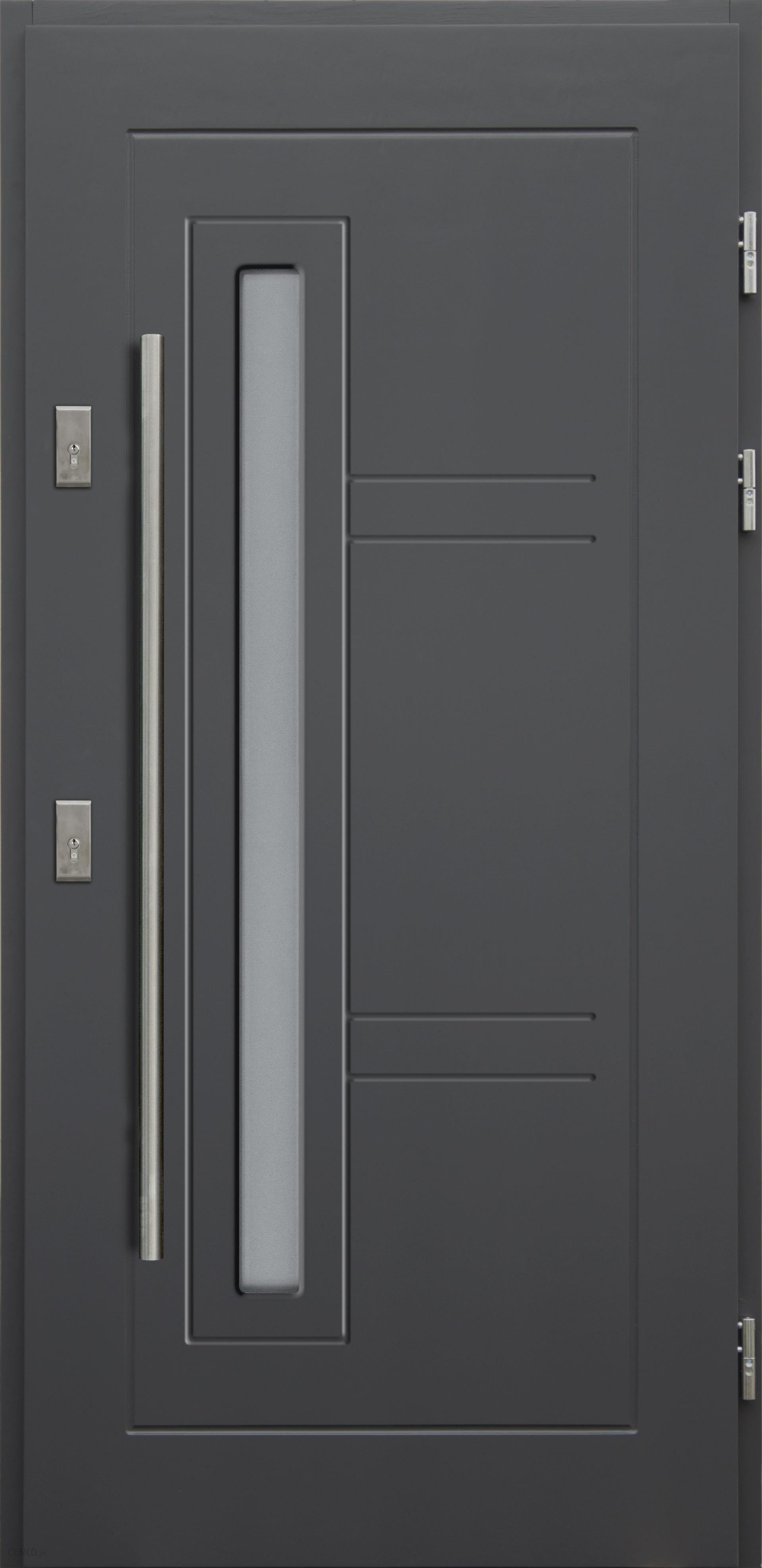 Drzwi Zewnetrzne Radex Drewniane Spartakus Sosnowe Z Antaba 1200