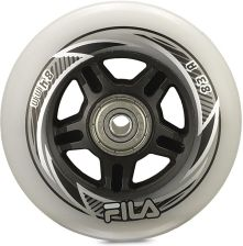Fila, Kółka do rolek, Wheels, 8 szt. 84 mm Fila | Sport