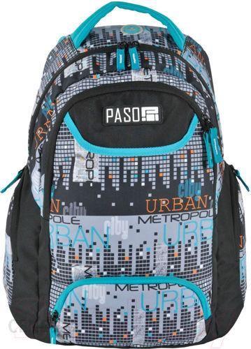 49e05c17494db Paso Plecak Szkolny Wycieczkowy 17 2908Um - Ceny i opinie - Ceneo.pl