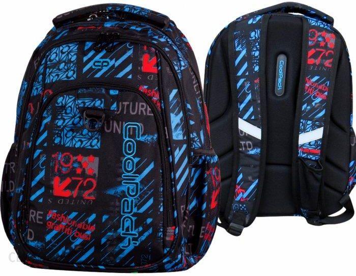 d528e6bbc092d Patio Coolpack Plecak Młodzieżowy Strike 75633 Szkolny 0 68 Kg - zdjęcie 1