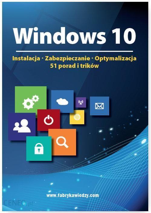 windows 10 podręcznik