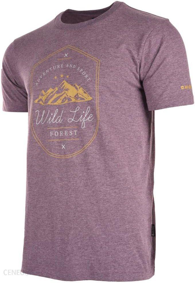 Koszulka męska Wilde Hi Tec