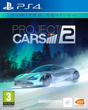 Gra PS4 Project Cars 2 Limited Edition (Gra PS4) - zdjęcie 1