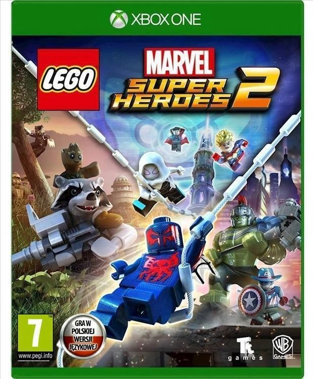 Gra Na Xbox One Lego Marvel Super Heroes 2 Xbox One Od 8700 Zł
