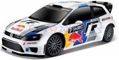Maisto Audi Volkswagen Polo R Wrc 1 24 R C Ceny I Opinie Ceneo Pl