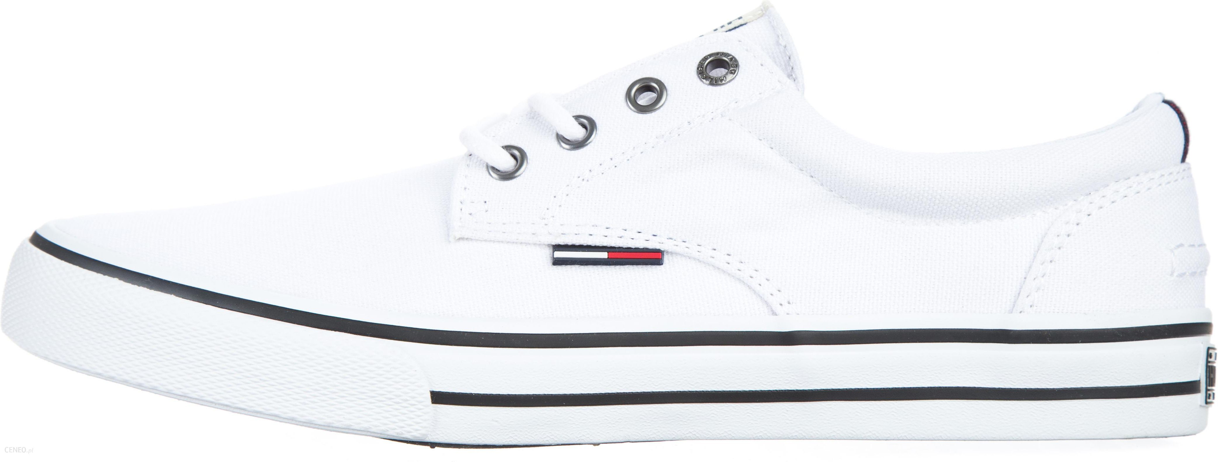 d2141580c8bb8 Tommy Hilfiger Vic 1D Sneakers Biały 42 - Ceny i opinie - Ceneo.pl